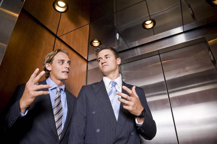 develop your elevator speech