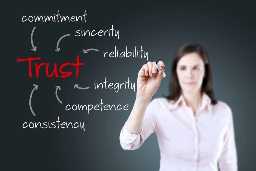 how to win the trust of your people