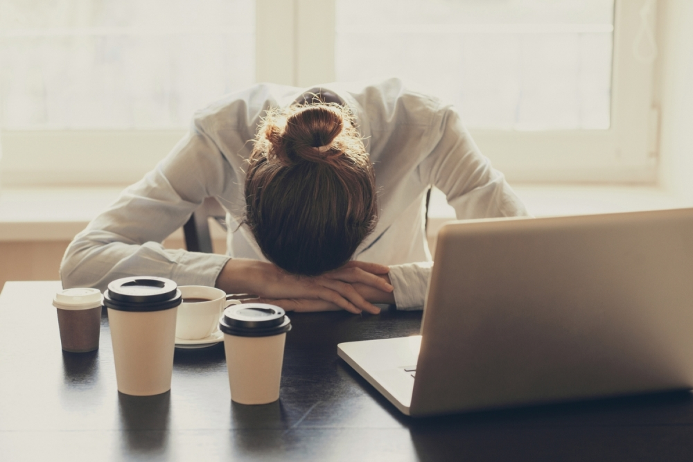 leadership fatigue the struggle to maintain work-life balance