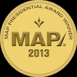 2013 MAP Presidential Award
