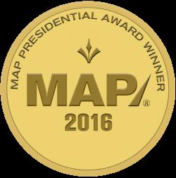 2016 MAP Presidential Award Winners