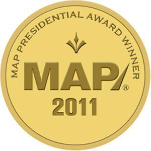 2011 MAP Presidential Award Winners