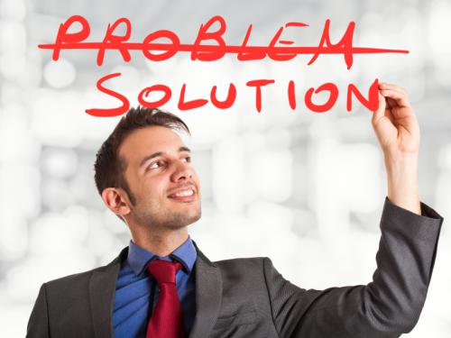 demand more solutions from your employees