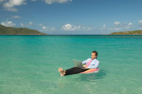 tips on how to take a real vacation from work