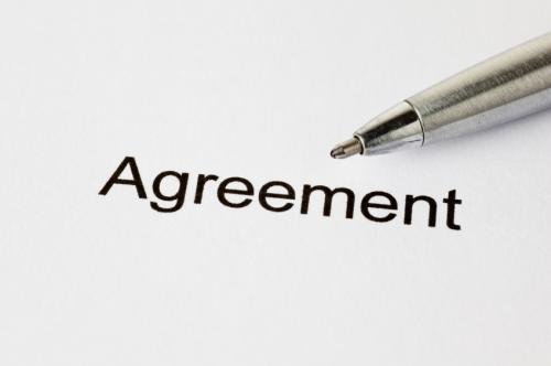 capture agreements in writing