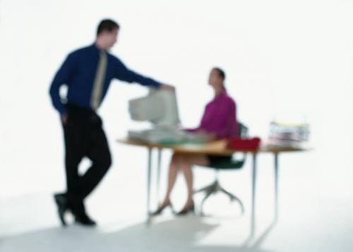 avoid office gossip