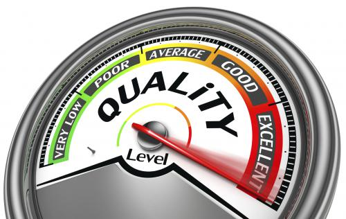 up and maintain the quality factor